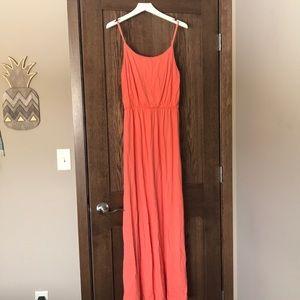 Gap Maxi Knit Dress
